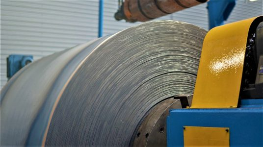 STEEL SHEETS AND TAPES